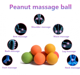 After Exercise Fitness facial massage balls