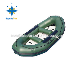 Inflatable river raft drifting boat hypalon inflatable raft
