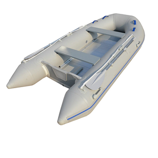 Cheap Price High Strength PVC Inflatabla Zapcat Boat With Aluminum Canopy