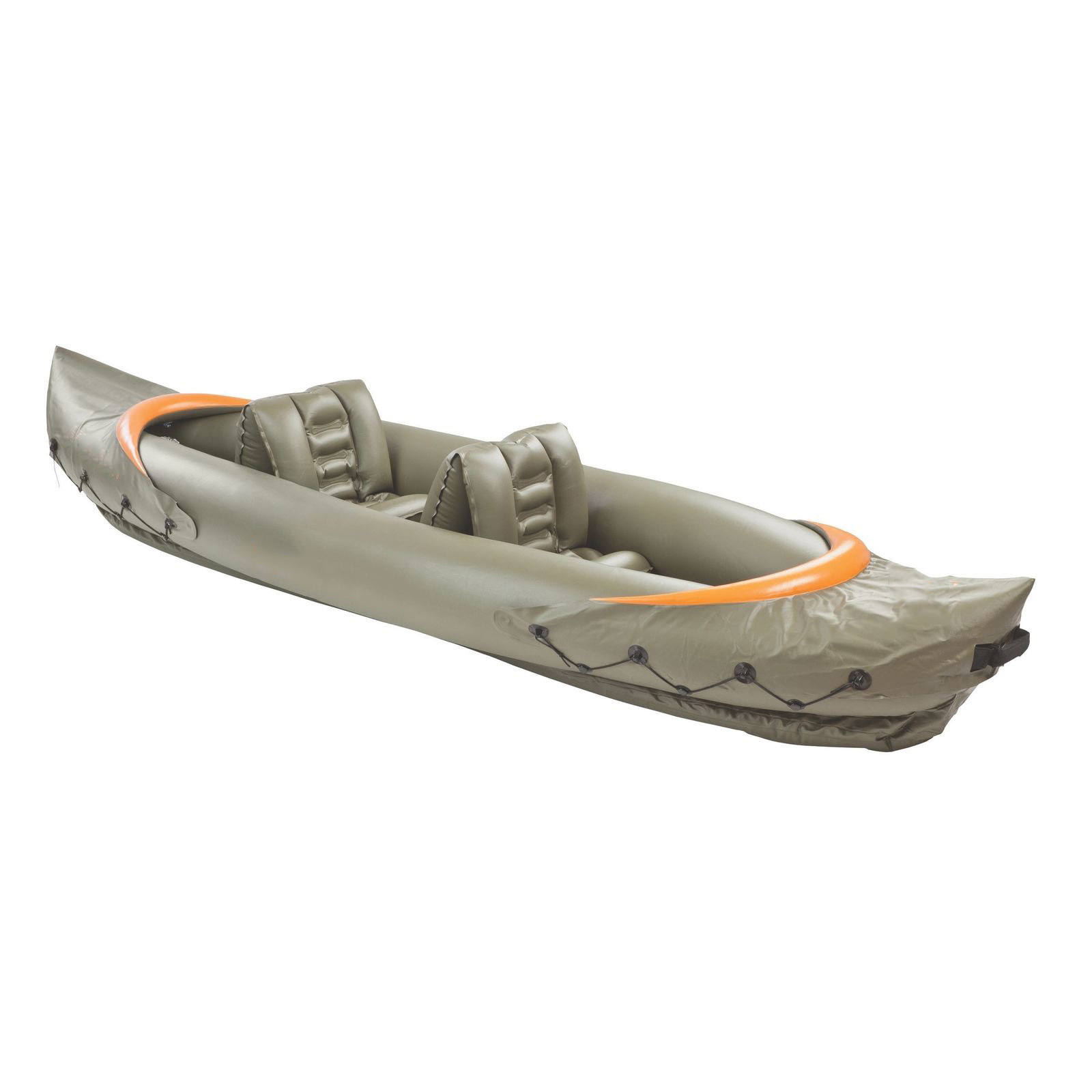 PVC Hull Material And 2.95mL Length Inflatable Kayaks
