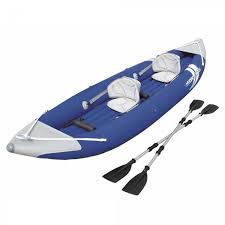 DeporteStar 2person inflatable kayak with pedals