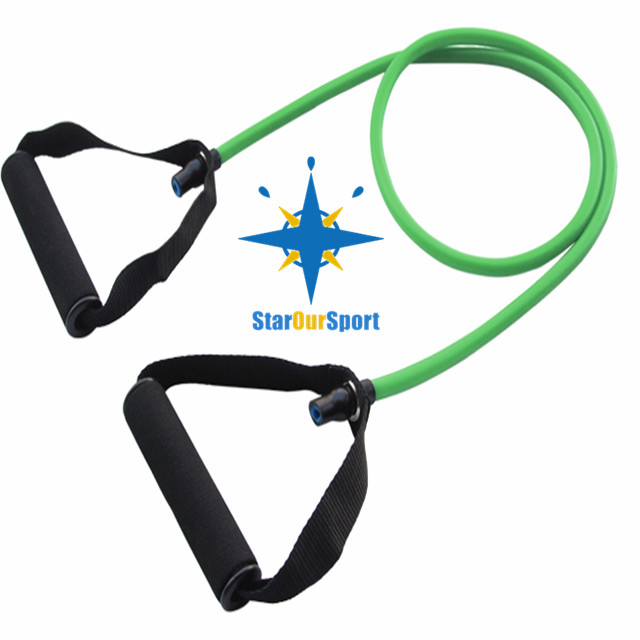 2018 Yoga Pull Rope Indoor Fitness Resistance Bands for Exercise