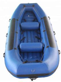 Hypalon/PVC Material River Rafting Boat Price - Buy river rafting